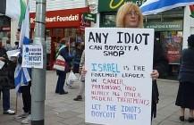 The punching bag bigots of anti-Israel boycotts