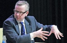 No empty gestures as Michael Gove raps Riba architects