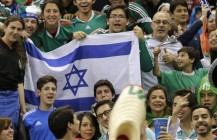 Why are there so many Israelis at the World Cup? Why not…