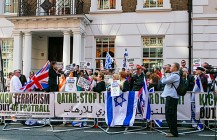 Israeli Expats Living in the U.K. Get Political